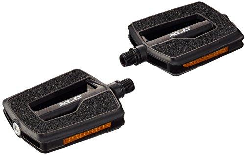 XLC City-/ Comfort-Pedal PD-C10, Schwarz, One Size*