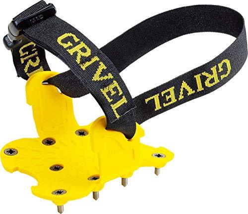 Grivel Spinnen-Traktion, Einheitsgröße, Gelb (GVAS500B01)