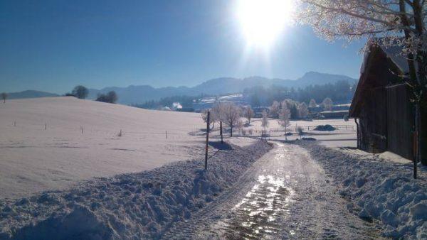 Jahreswechsel - Winter Januar 2016