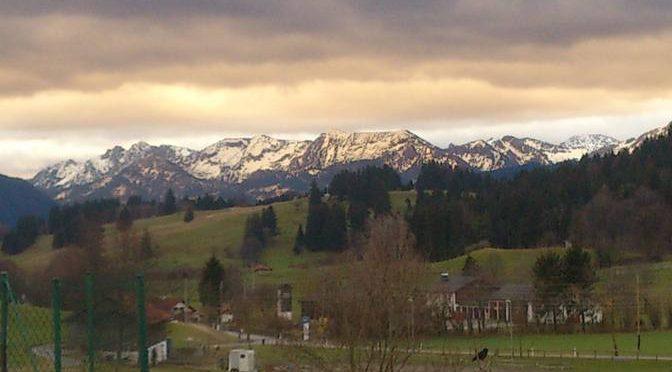 Toller Allgäuer Barfuß-Winter 2015