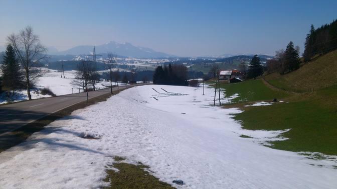 Allgäuer Frühling