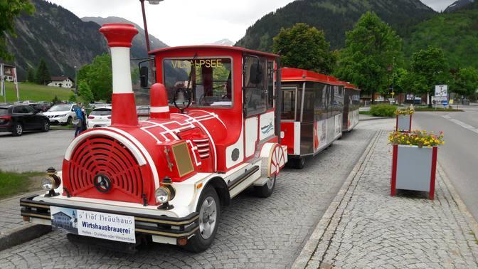 Tannheimer Alpenexpress