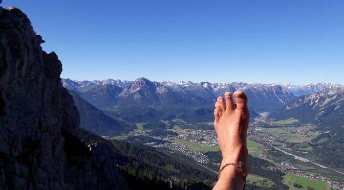 Barfuß Leitfaden für Einsteiger von Wolfgang Hilden