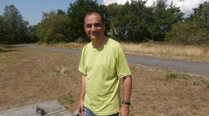 Marco Barfußfreund aus Norditalien