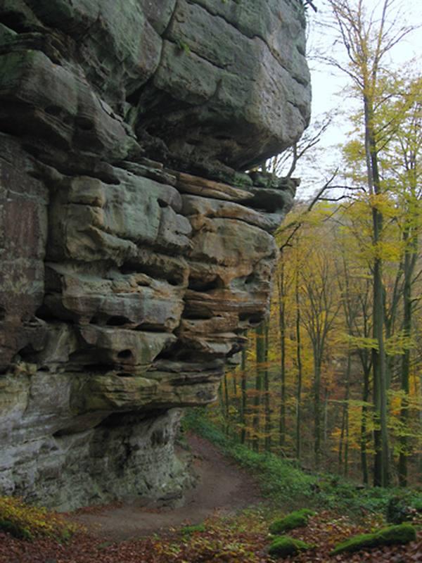 Consdorfer Felsen, Luxemburg