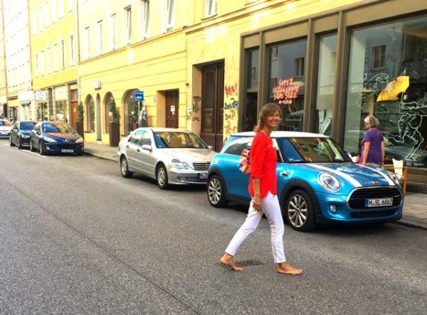 Sabrina Fox in München