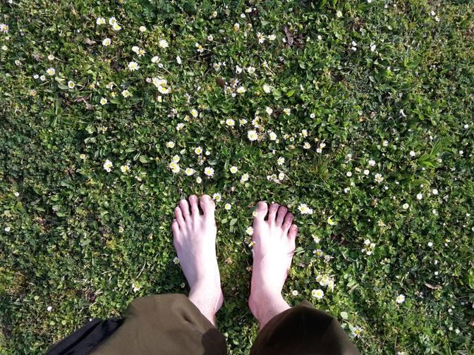 Frühling und Freiheit für die Füße