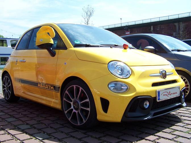 Fiat 500 Abarth - Rebecca