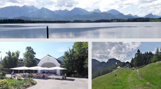 Bad Wörishofen - Hopfensee - Kappeler Alp