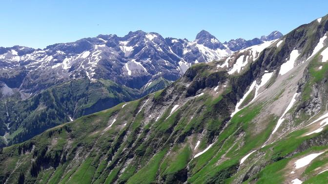 Das Jochbachtal – Wandertraum im Hochvogel-Gebiet