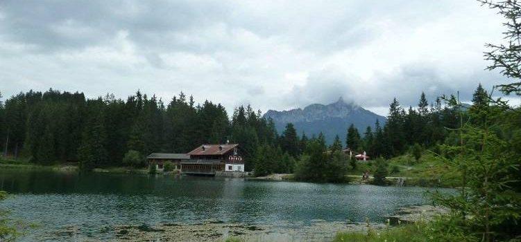 Wanderung zum Frauensee Lechaschau Reutte Tirol – von Claus