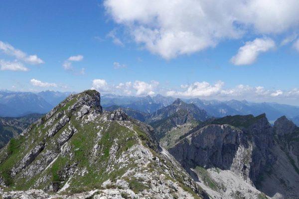 Hochplatte Gipfel