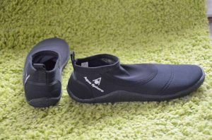 Der alternative Minimalschuh Aqua Sphere