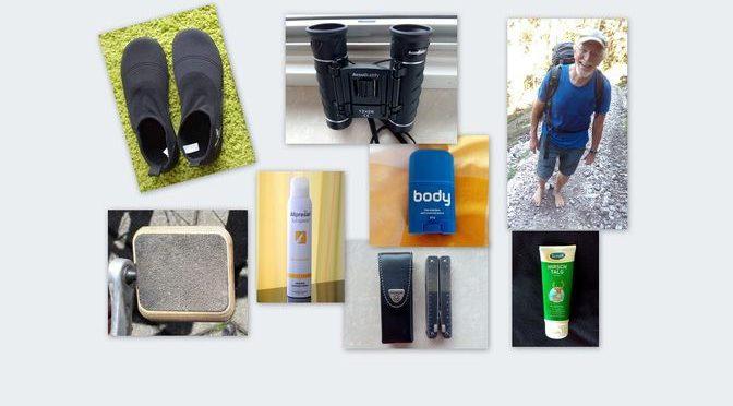Unsere Ausrüstung für gesunde Füße - Beitragsbild
