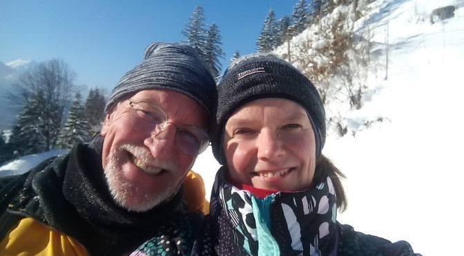 Winter-Tipp für Barfuß Einsteiger