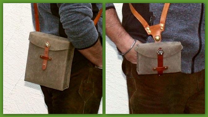 Taschen für Barfüßer von Rainer Graf