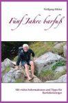 Buch Fünf Jahre barfuß von Wolfgang Hilden