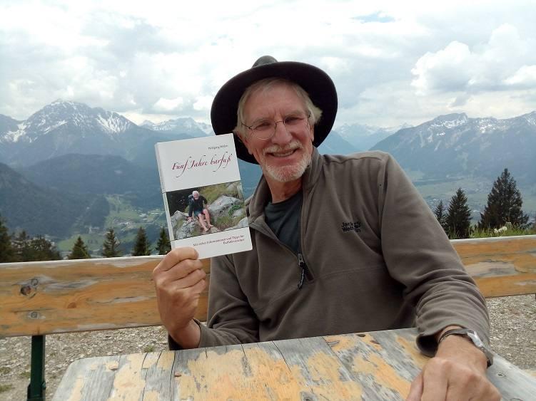 Fünf Jahre barfuß. Das Buch von Wolfgang Hilden