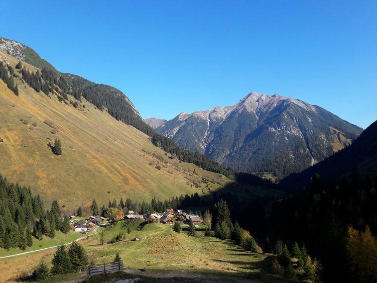 Fallerschein, Tirols größtes Almdorf