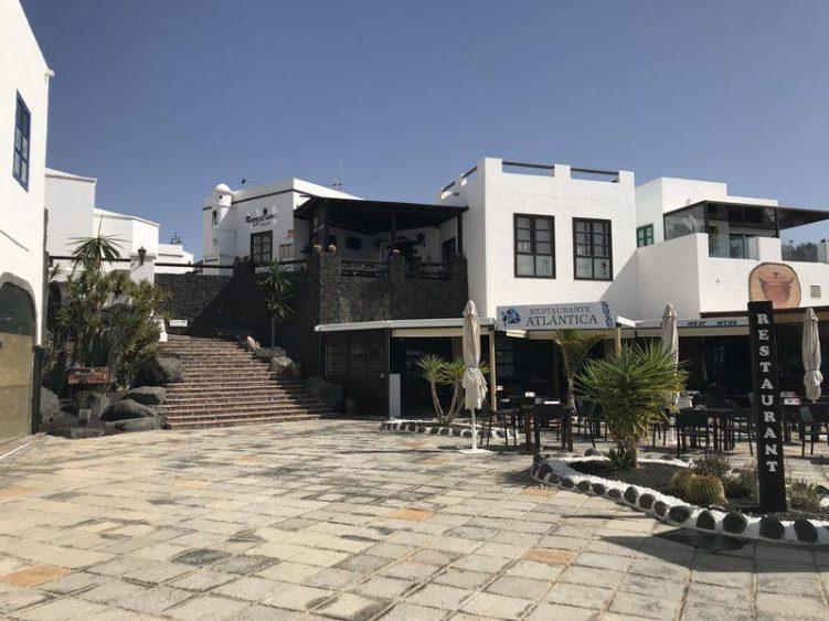 Restaurant Atlantica auf Lanzarote
