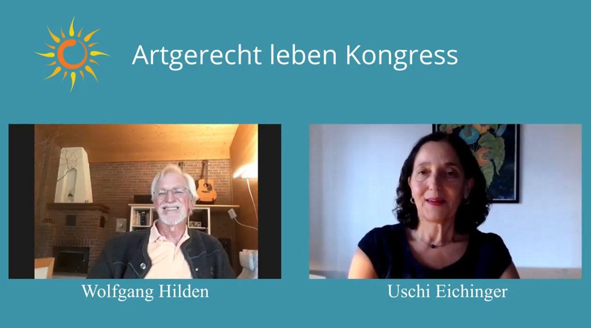 Video über Barfußgehen mit Wolfgang Hilden und Uschi Eichinger