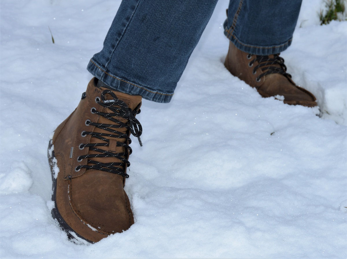 Der Lems Boulder Boot Waterproof für den Winter