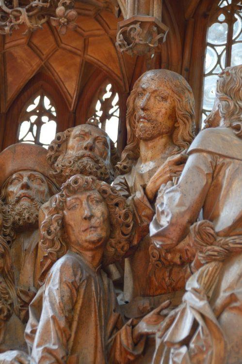 Tilmann Riemenschneiden Altar - Detail