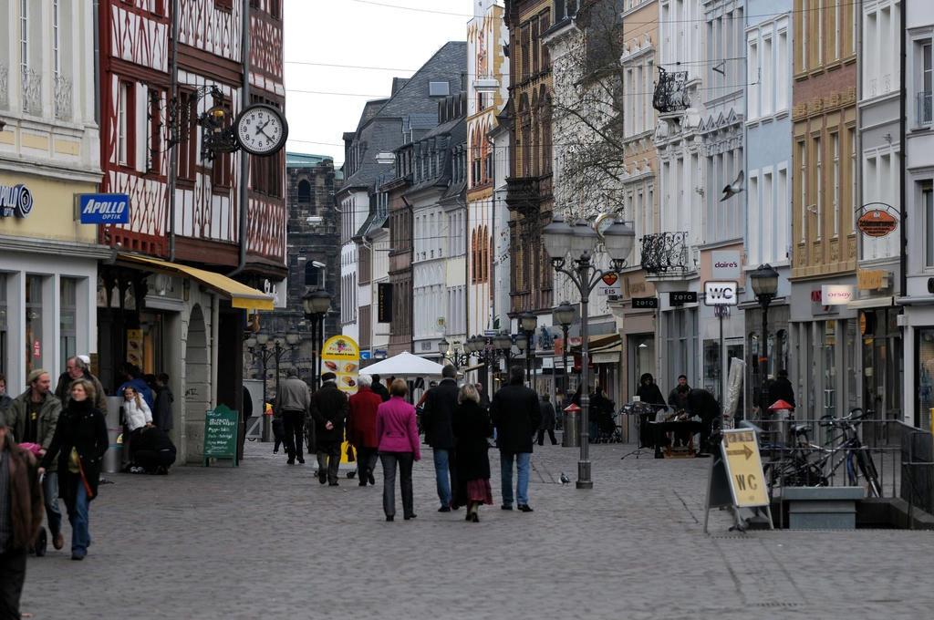 Fußgängerzone Trier