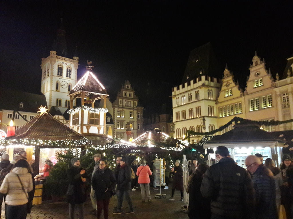 Trierer Weihnachtsmarkt