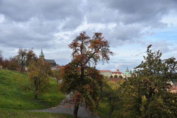 Nebozizek-Park auf dem Laurenziberg