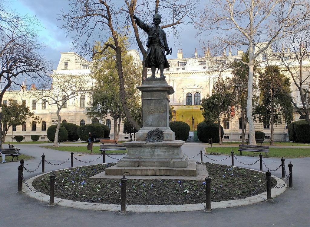 Gradski-Park in Pozarevac