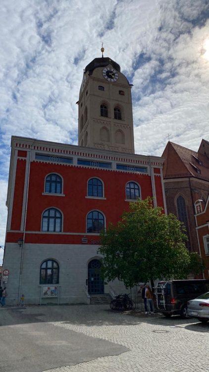 Stadtpfarrkirche in Erding