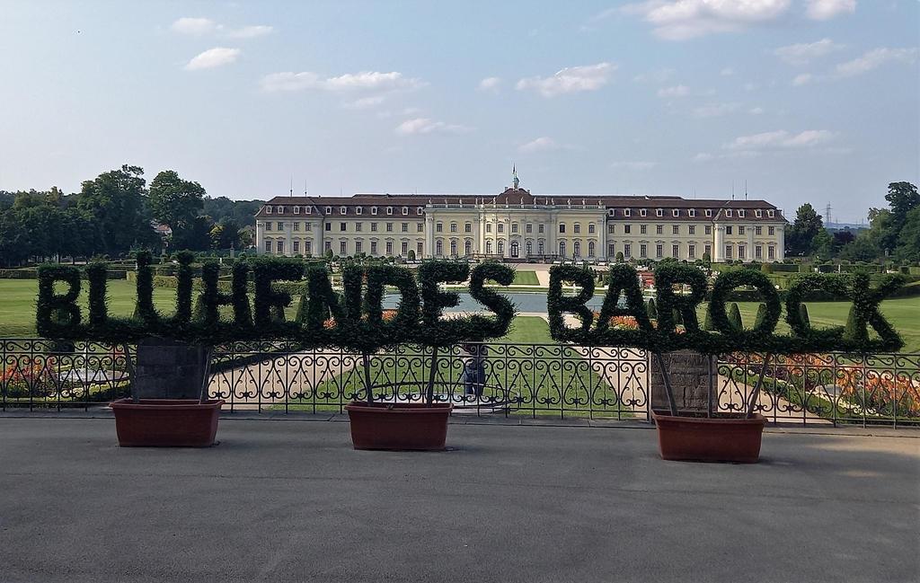 Schlosspark Blühendes Barock in Ludwigsburg