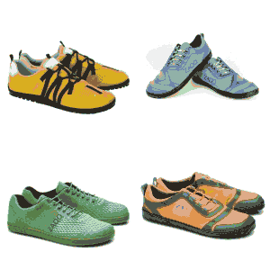 Zaqq Running Barefoot Shoes
